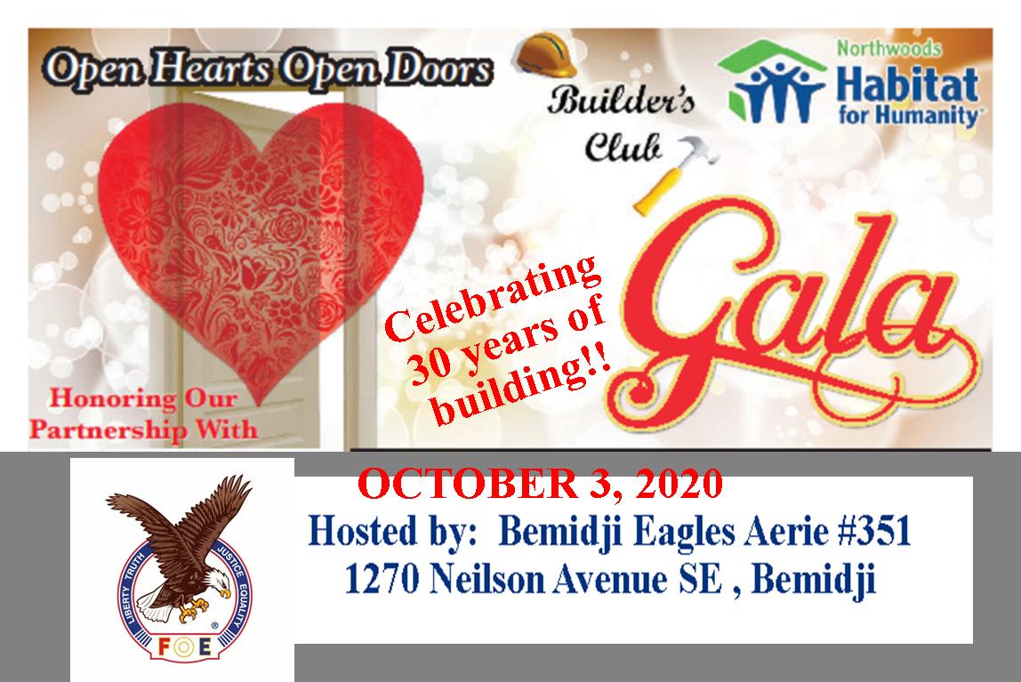 Open Hearts Open Doors Gala 2020 image