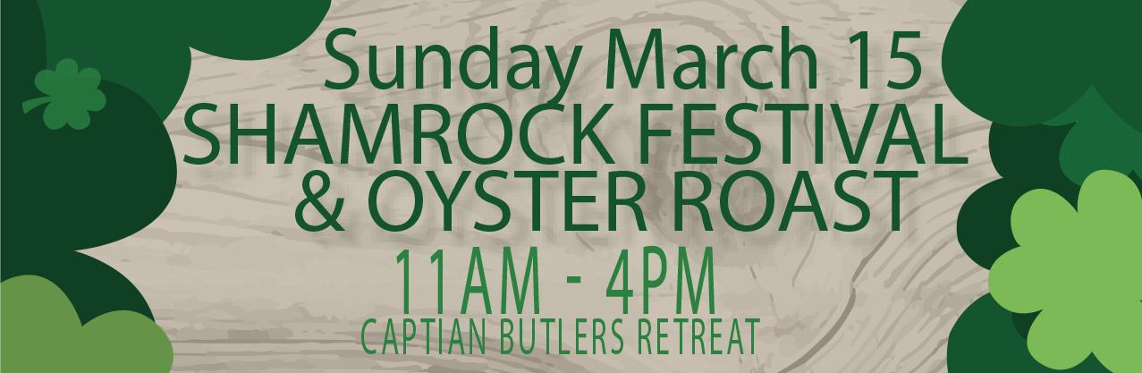 Shamrock Festival and Oyster Roast 2020 image