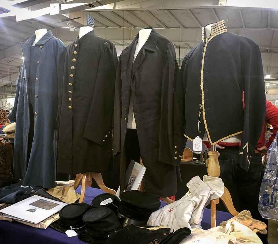 Annual Civil War Relic Show image