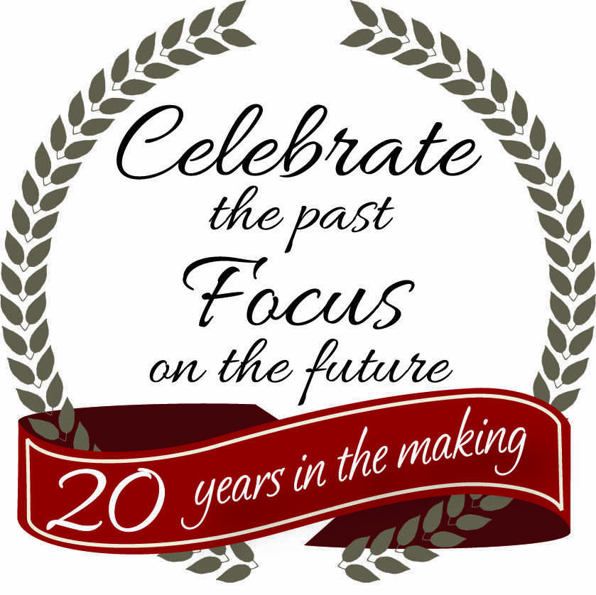 Celebrate the Past, Focus on the Future image