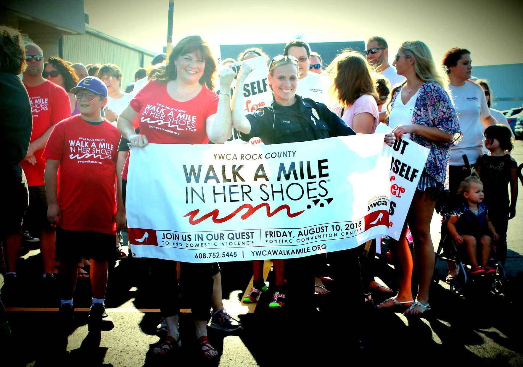 Walk A Mile In Her Shoes 2020 image
