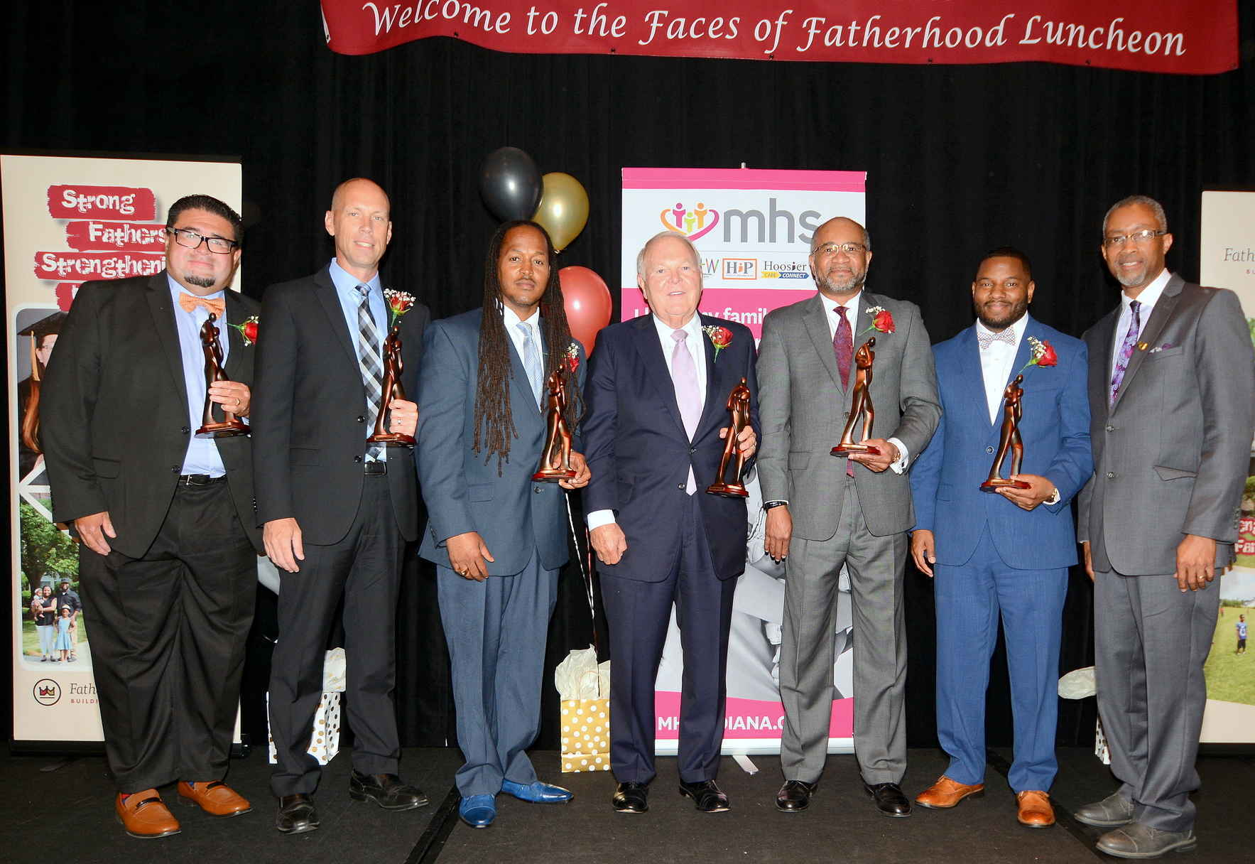 2020 Faces of Fatherhood Luncheon Tickets image