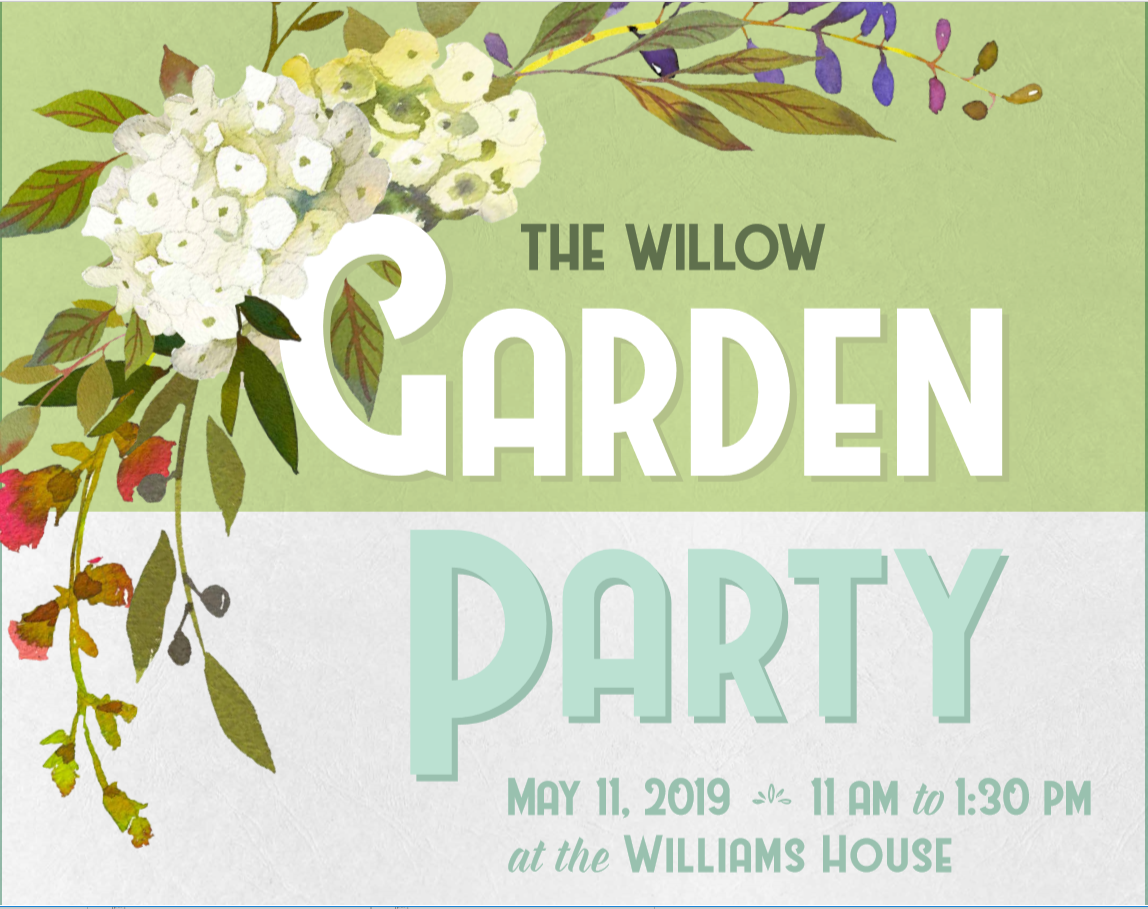 Willow Garden Party 2020 image
