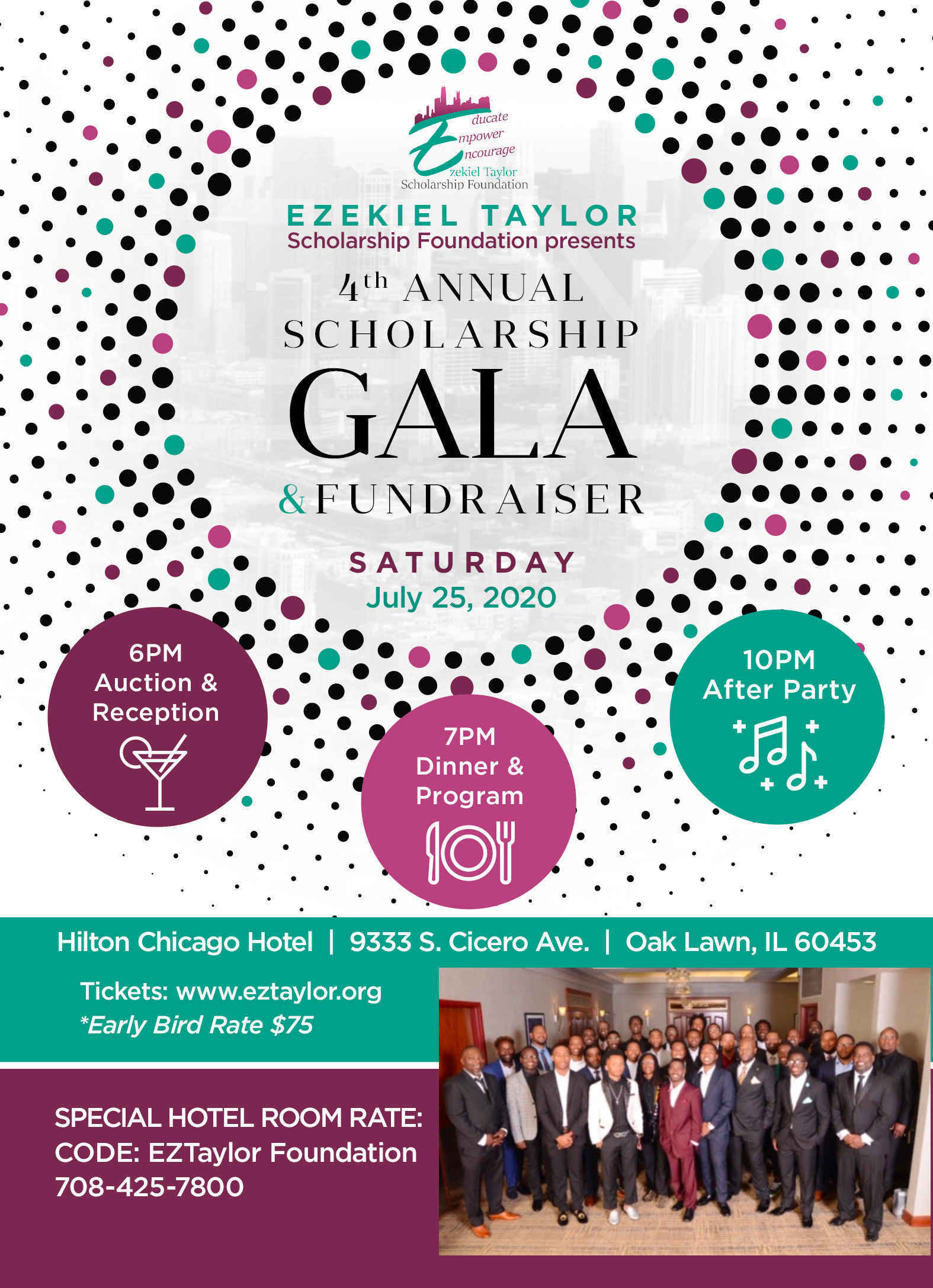 4th Annual Scholarship Gala & Auction image