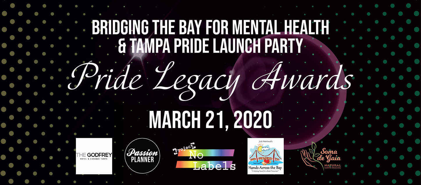 2nd Annual Pride Legacy Awards - Postponed and moved to a Day of Giving  image
