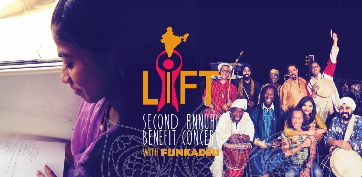 Second Annual Benefit Concert with Funkadesi image