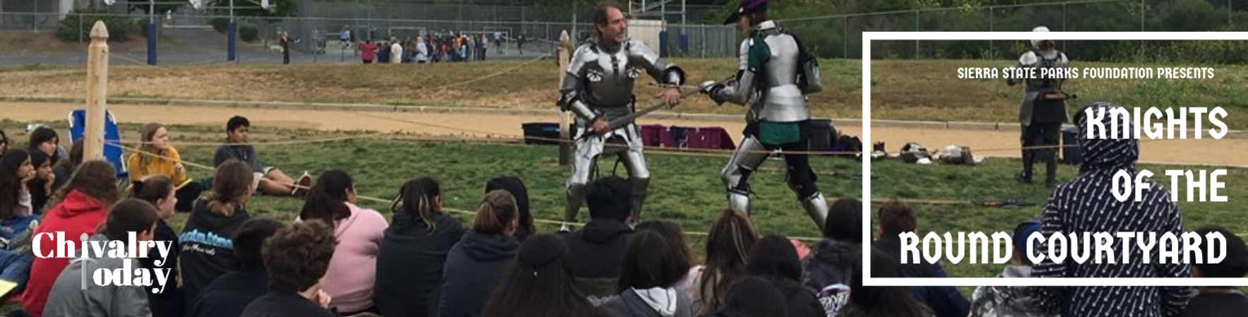 Knights of the Round Courtyard 2020 image