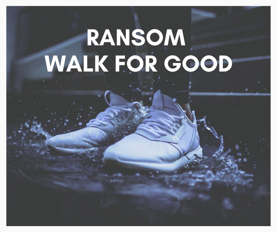 Ransom Virtual Walk for Good image