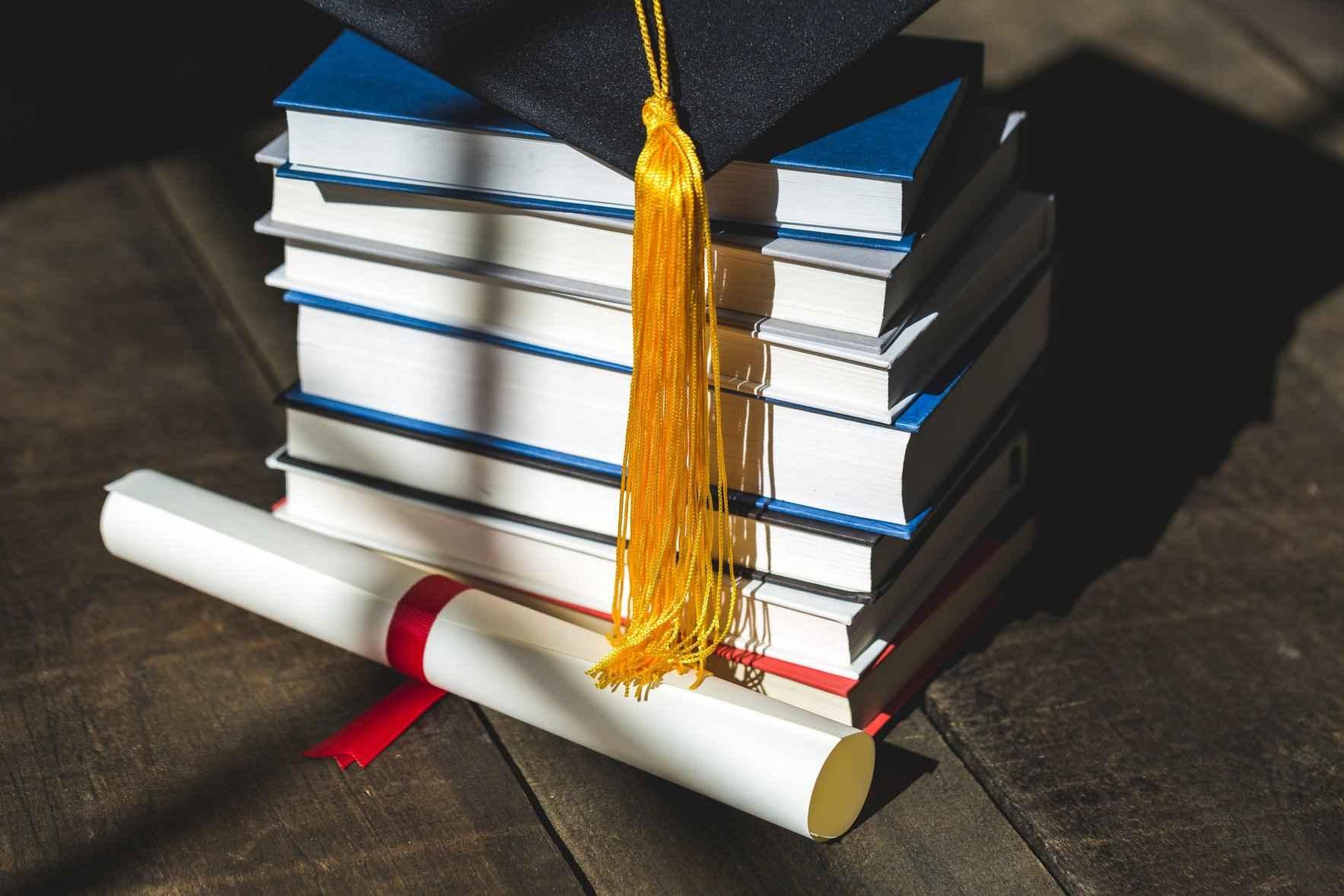 2020 Academic Achievement Graduation image