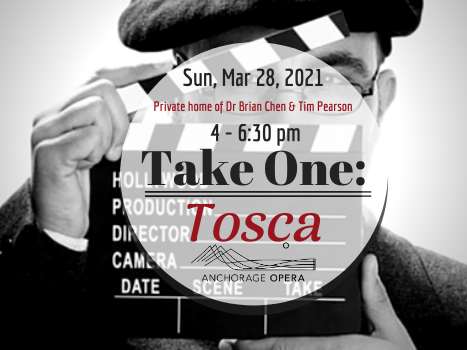 TAKE ONE: Tosca Mar 28, 2021 image