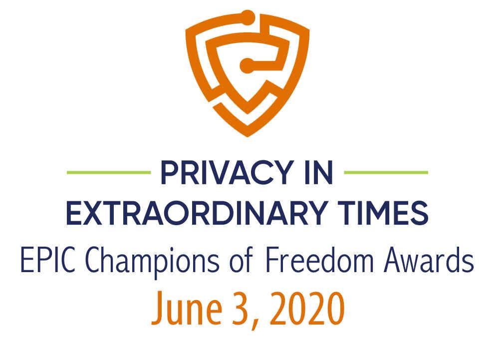 EPIC's Champions of Freedom Awards 2020 image