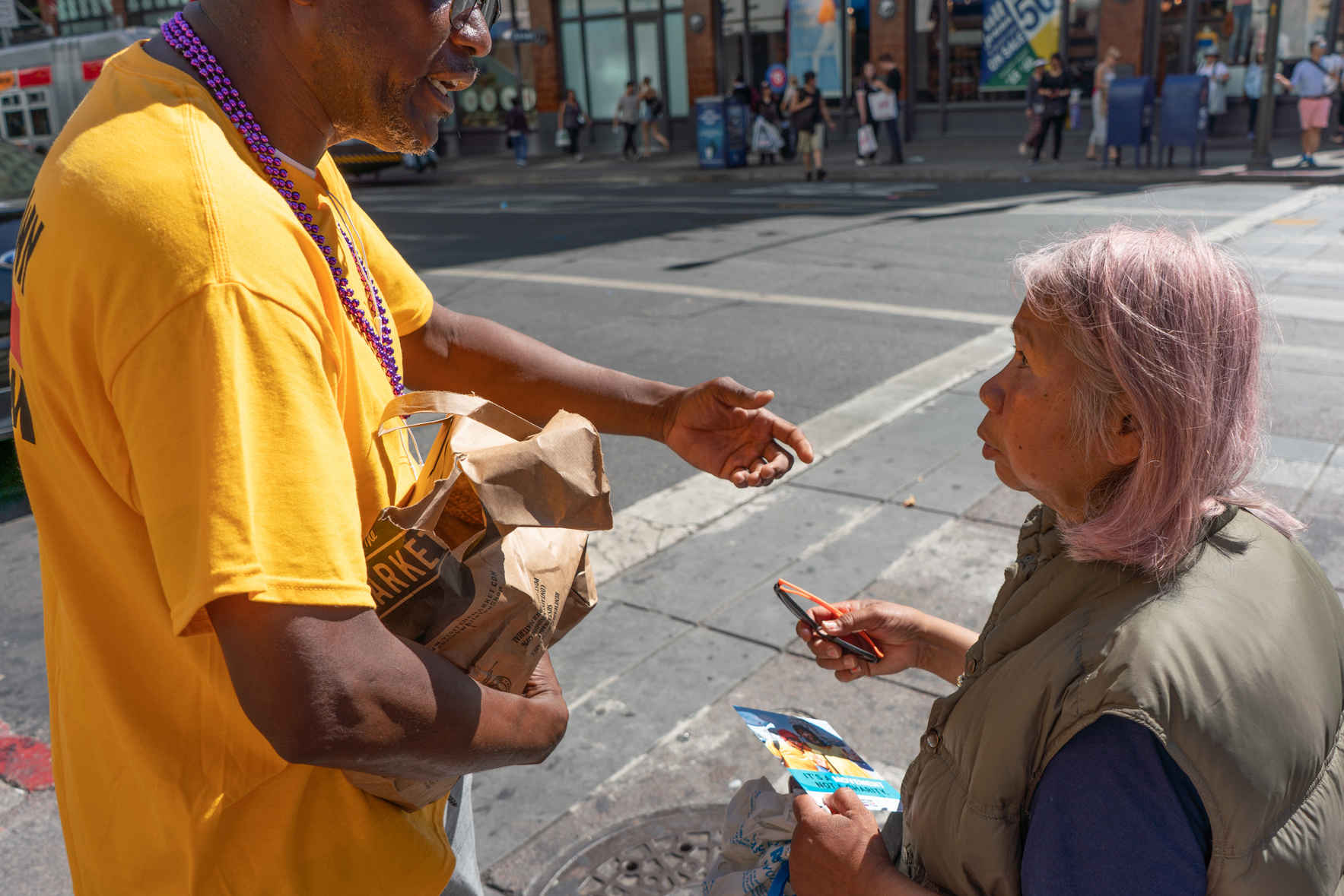 """""""Shelter Without Place: Understanding the Impact of Covid-19 on our Unhoused Neighbors."""" Event Four: Helping at a Time of Crisis.  image"""