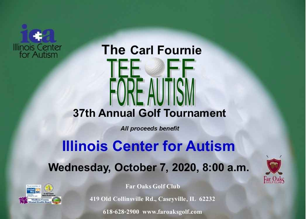 Sponsorship Opportunities for 2020 Carl Fournie Tee Off Fore Autism Golf Tournament image