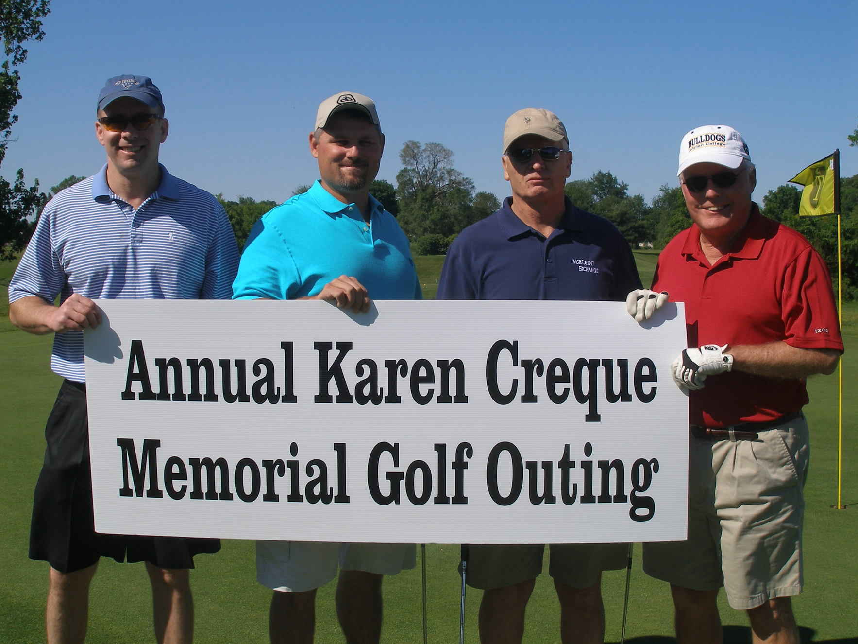 "13th Annual ""Tee Off For Teal"" Karen Creque Golf Memorial image"