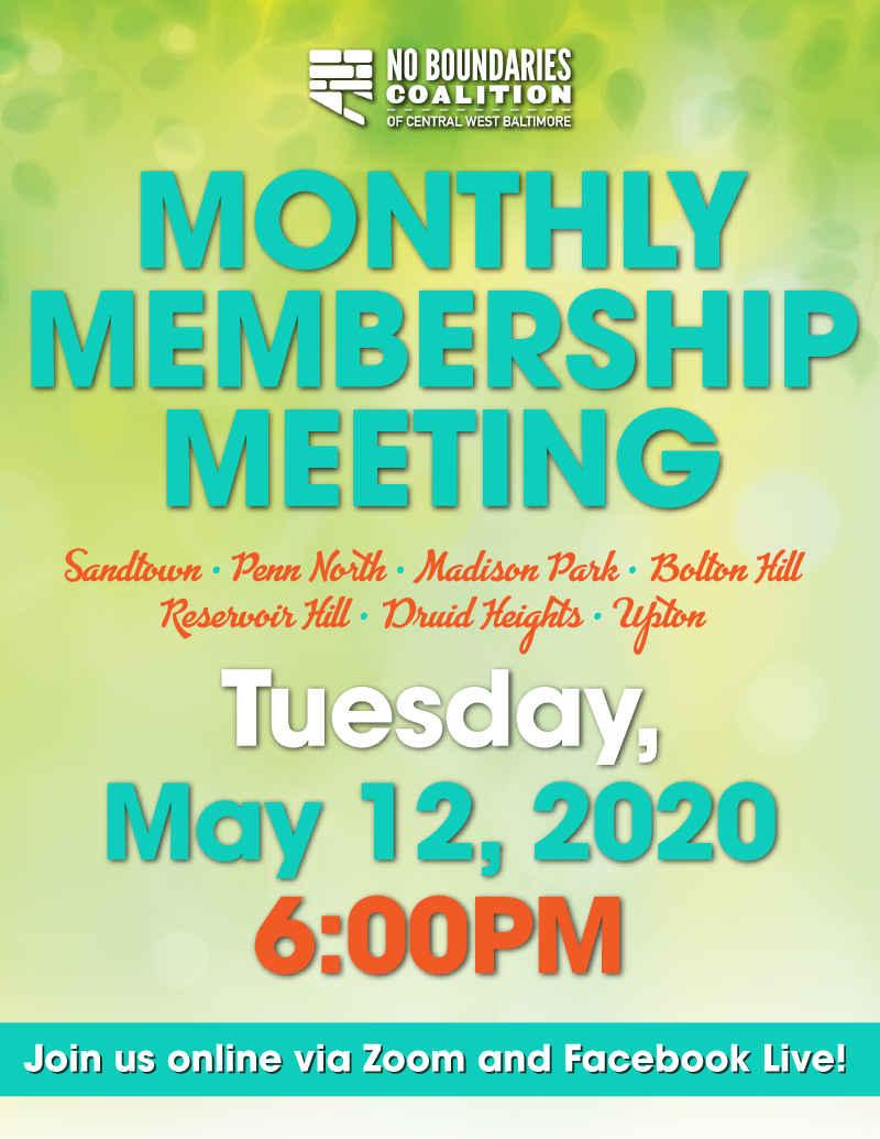 May Virtual NBC Membership Meeting image