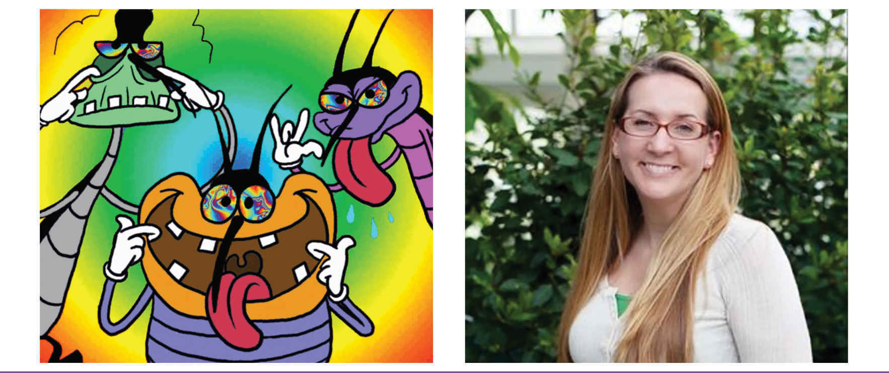 The 'Bug Lady' Webinar/Co-Hosted by OHBA & Urban Harvest  image