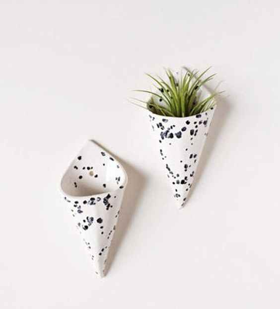 Ceramic Wall Planters image