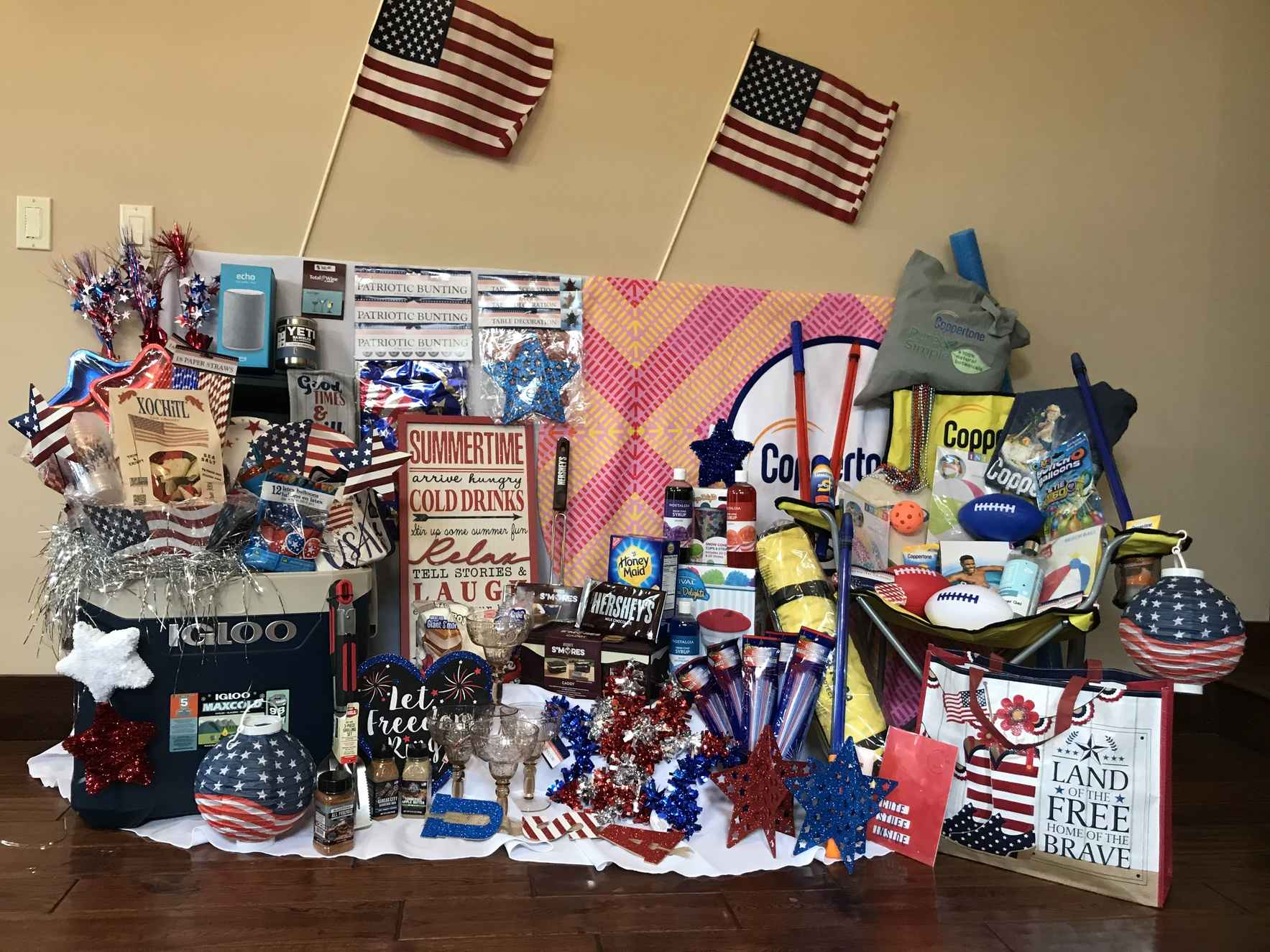 4th of July Party Time Raffle image