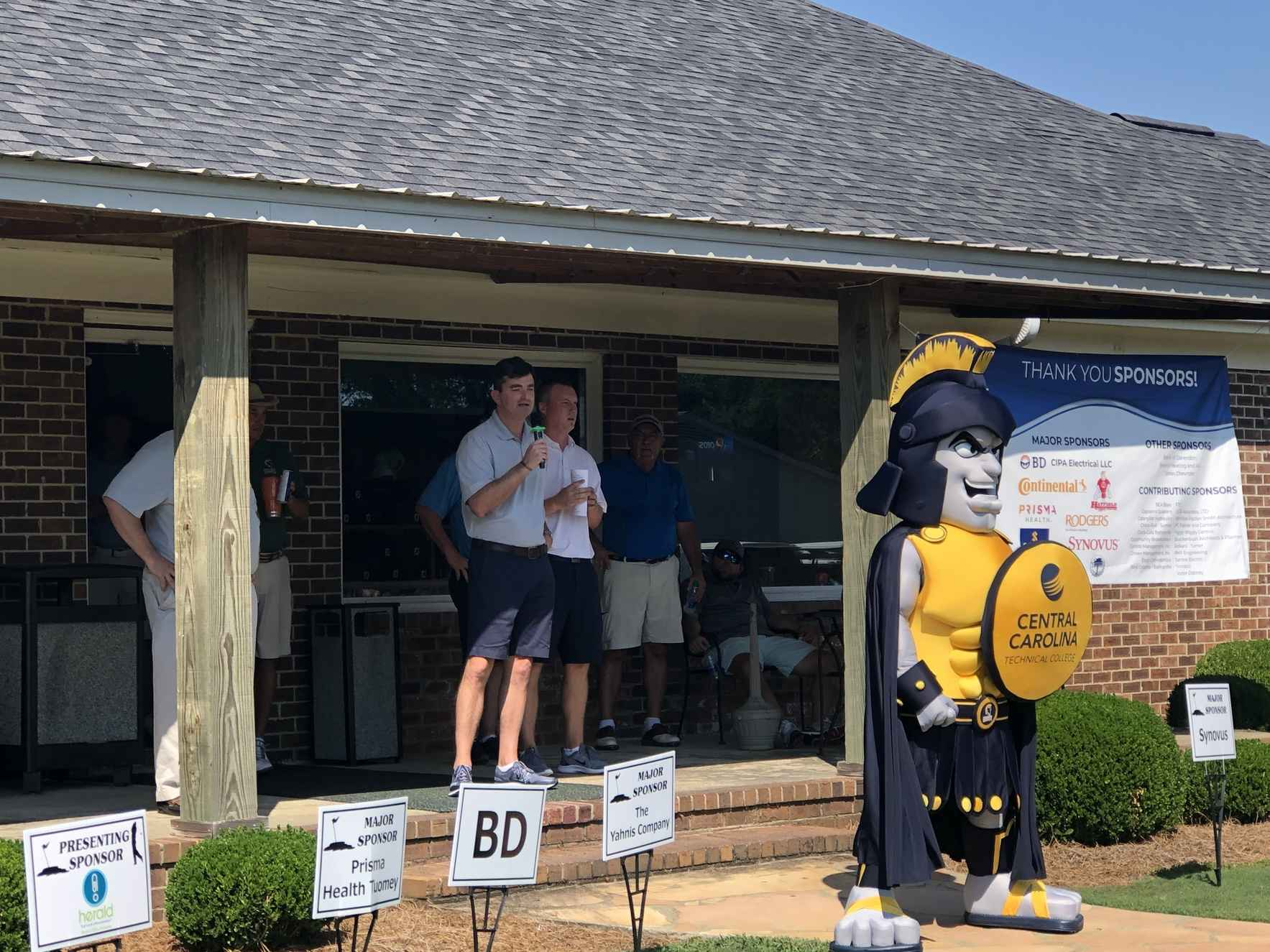 Central Carolina Technical College Foundation Golf Tournament image