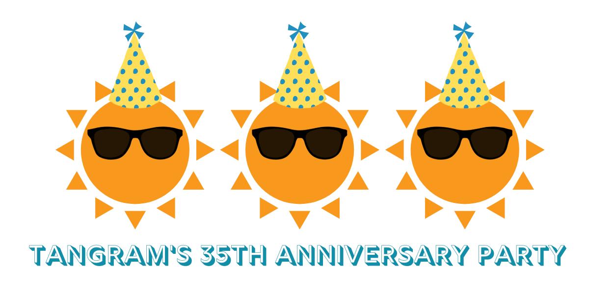Tangram's 35th Anniversary Party, Featuring Hambone's Trivia! image