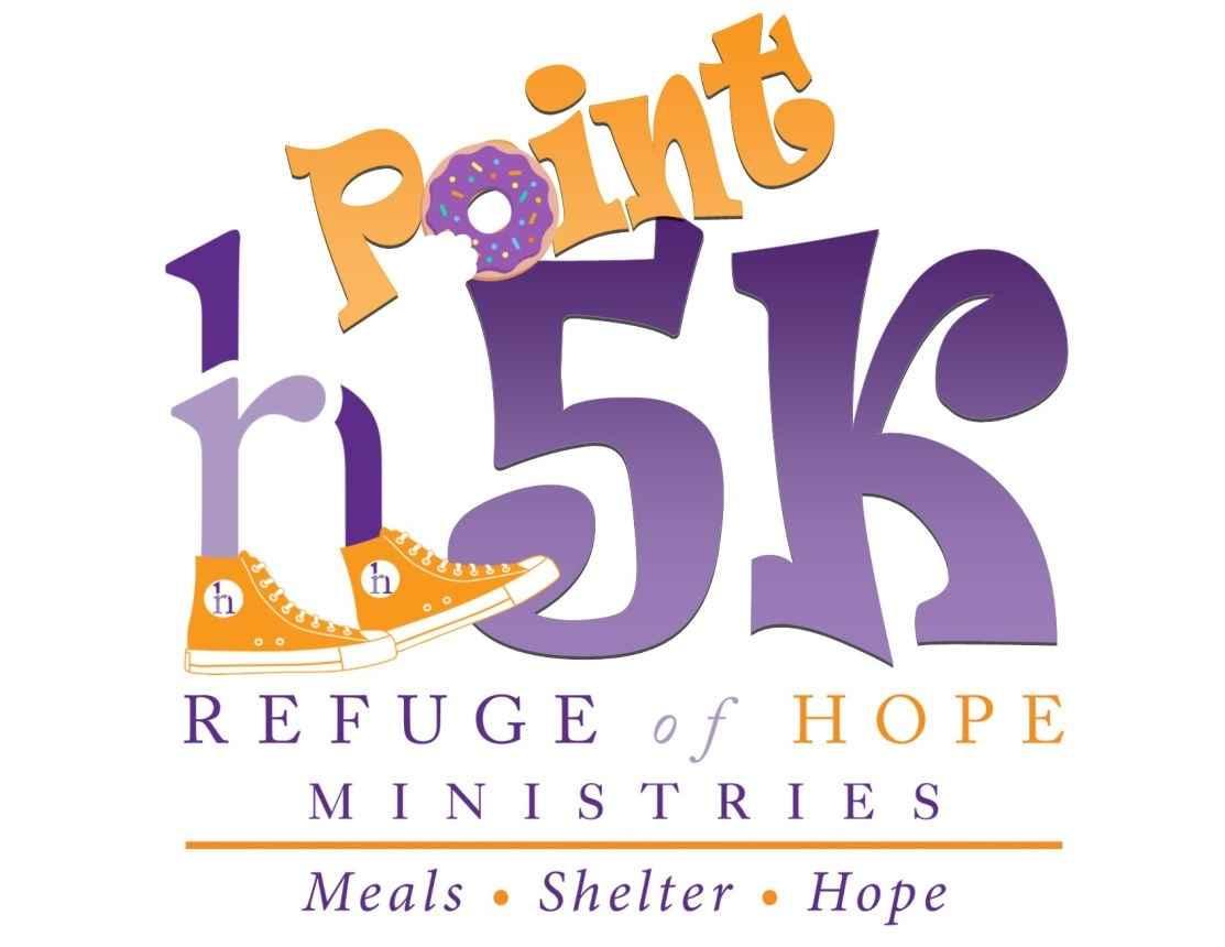 Refuge of Hope Point 5K image