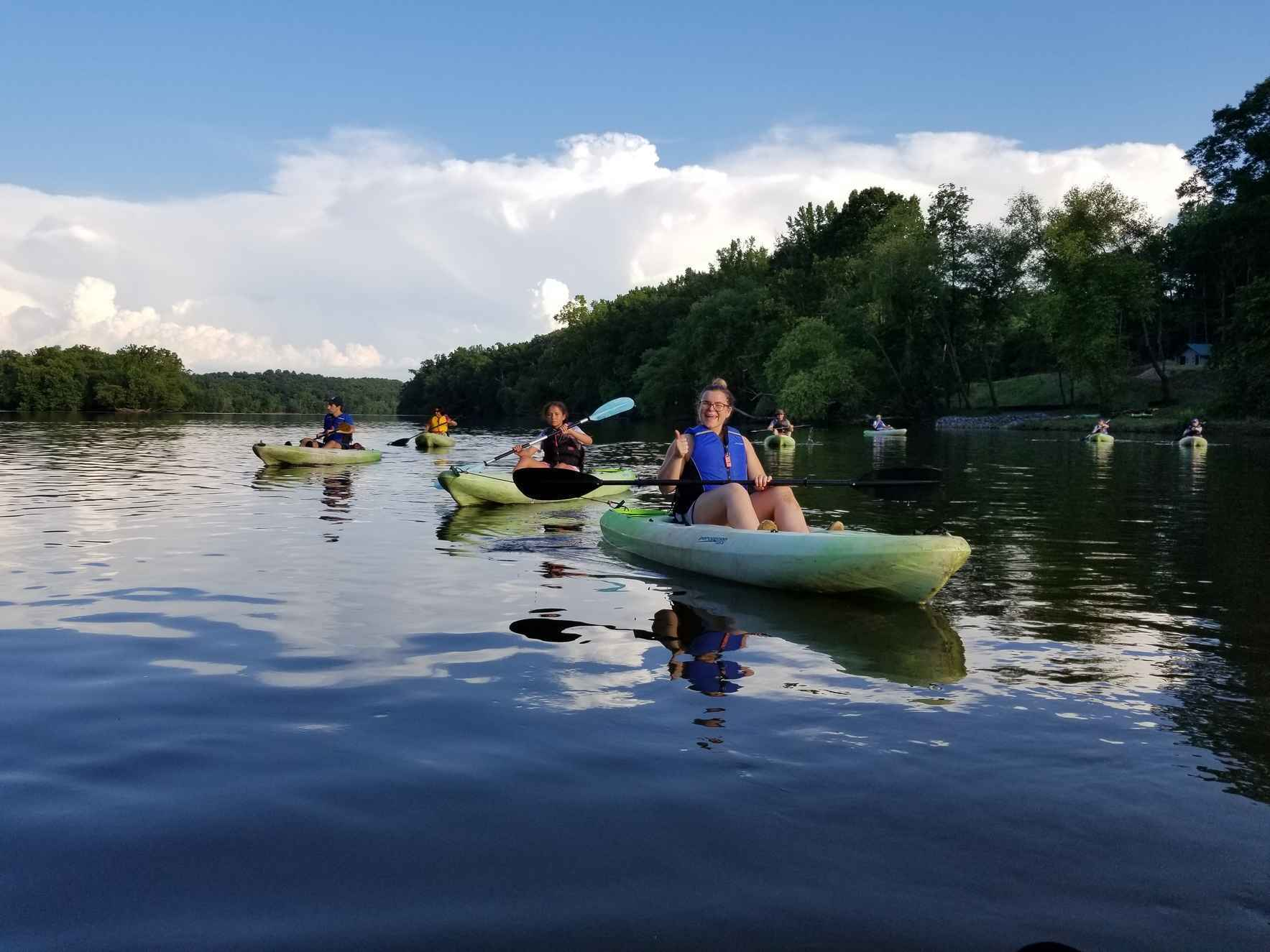 Summer Paddle Series - July  16 image