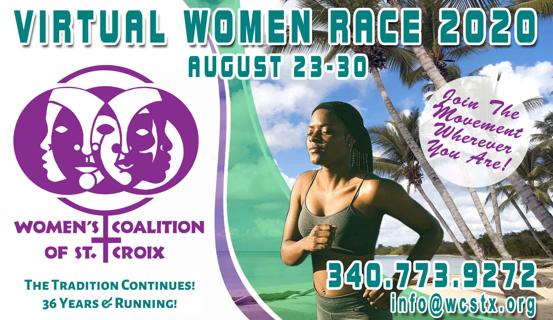 Virtual Women Race 2020 image