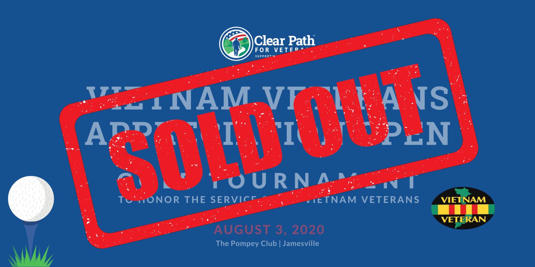Clear Path's Vietnam Veterans Appreciation Open image