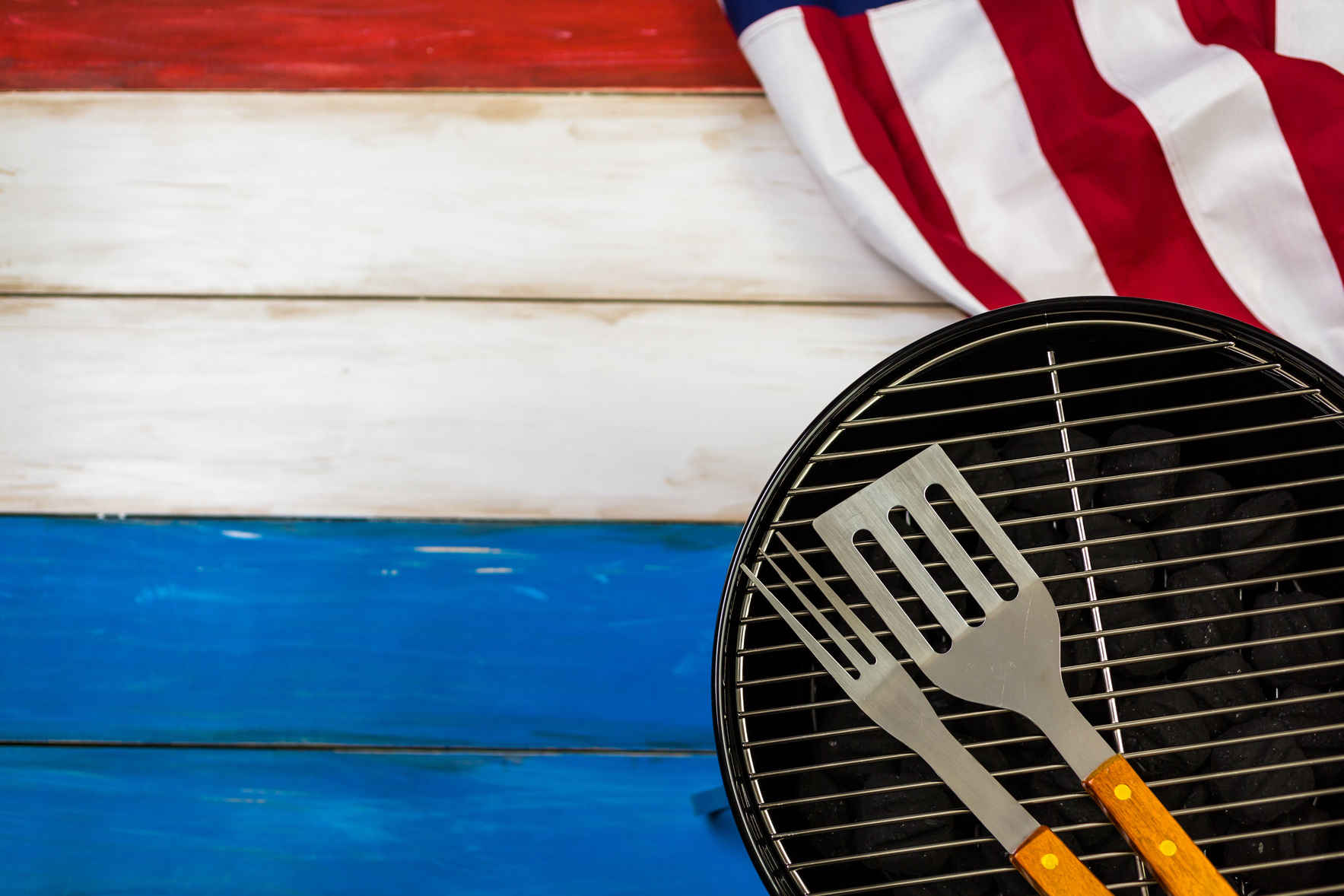 4th of July/BBQ Basket Raffle image