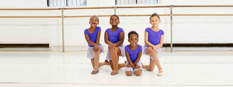 DTH School, TENDU Program Summer Sampler RSVP (Pre-Ballet) image