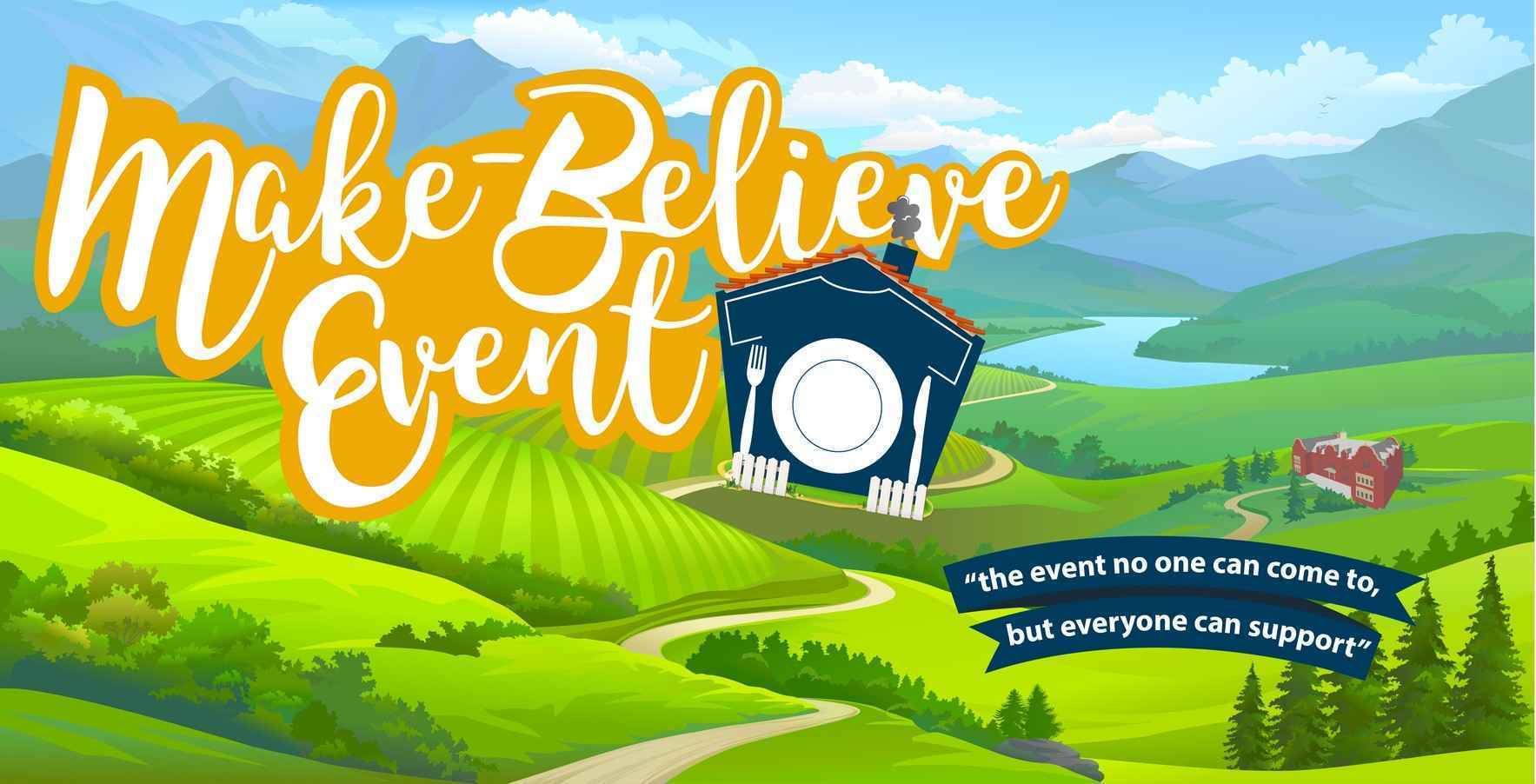 Providence Ministries' Make-Believe Event image