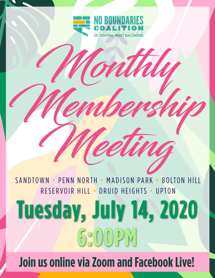 July Virtual NBC Membership Meeting image