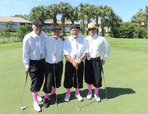 Jerry Conti Memorial Fancy Pants Golf Tournament  image