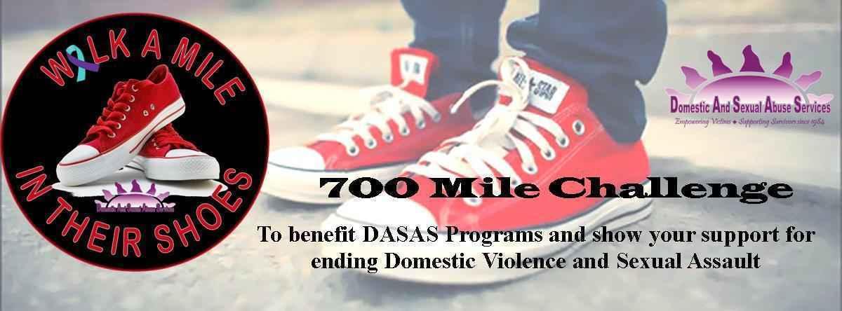 700 Walk A Mile Challenge  image