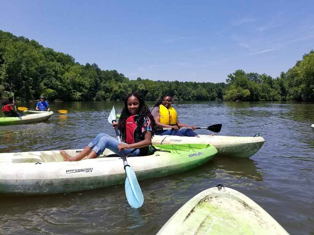 Kids' Kayaking Experience - August 7 image