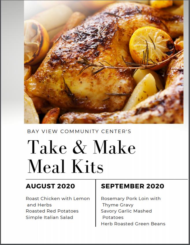 Take & Make Meal Kits image