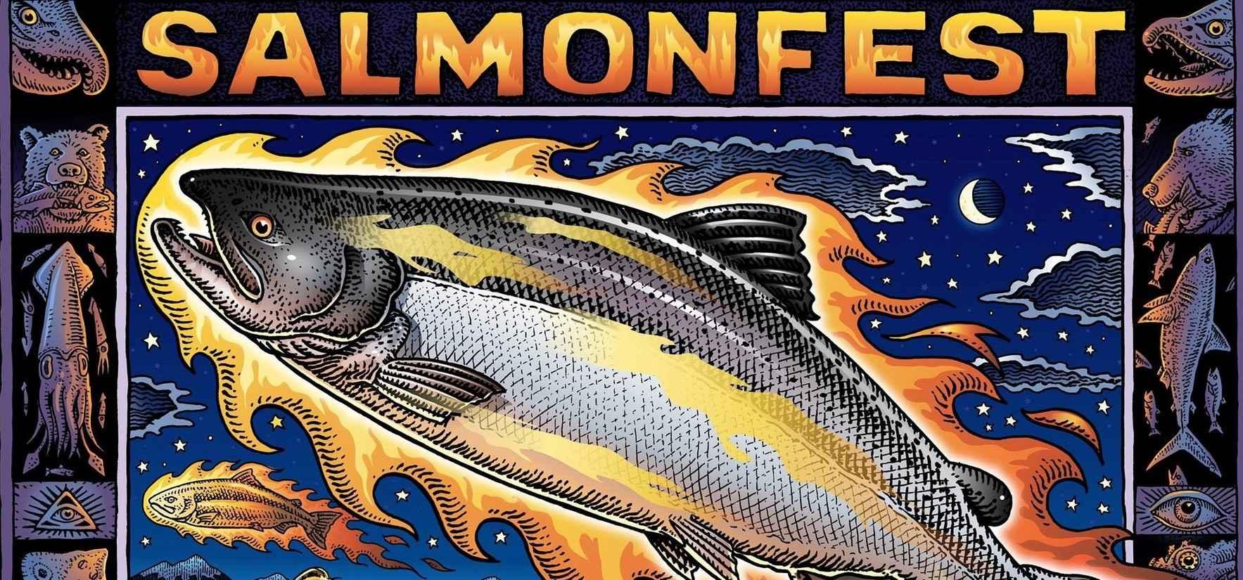 Salmonfest: Streaming for Bristol Bay image
