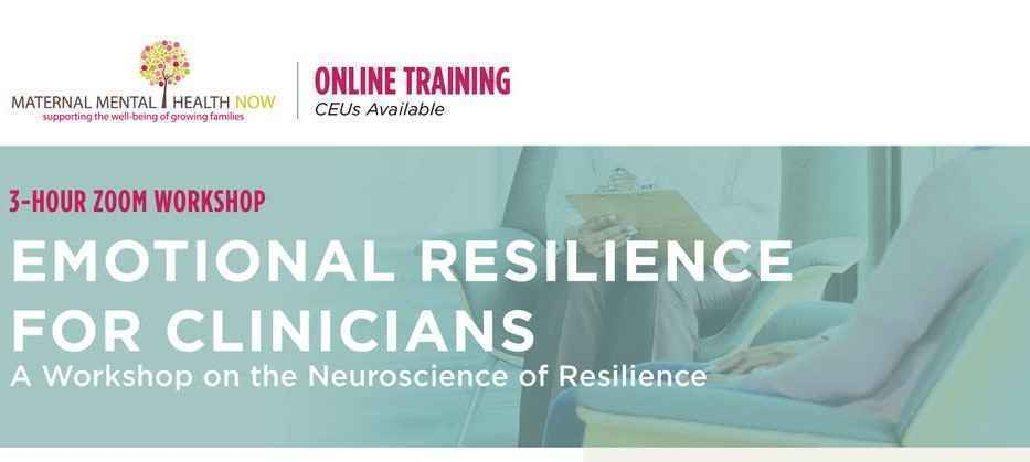 Emotional Resilience for Clinicians image