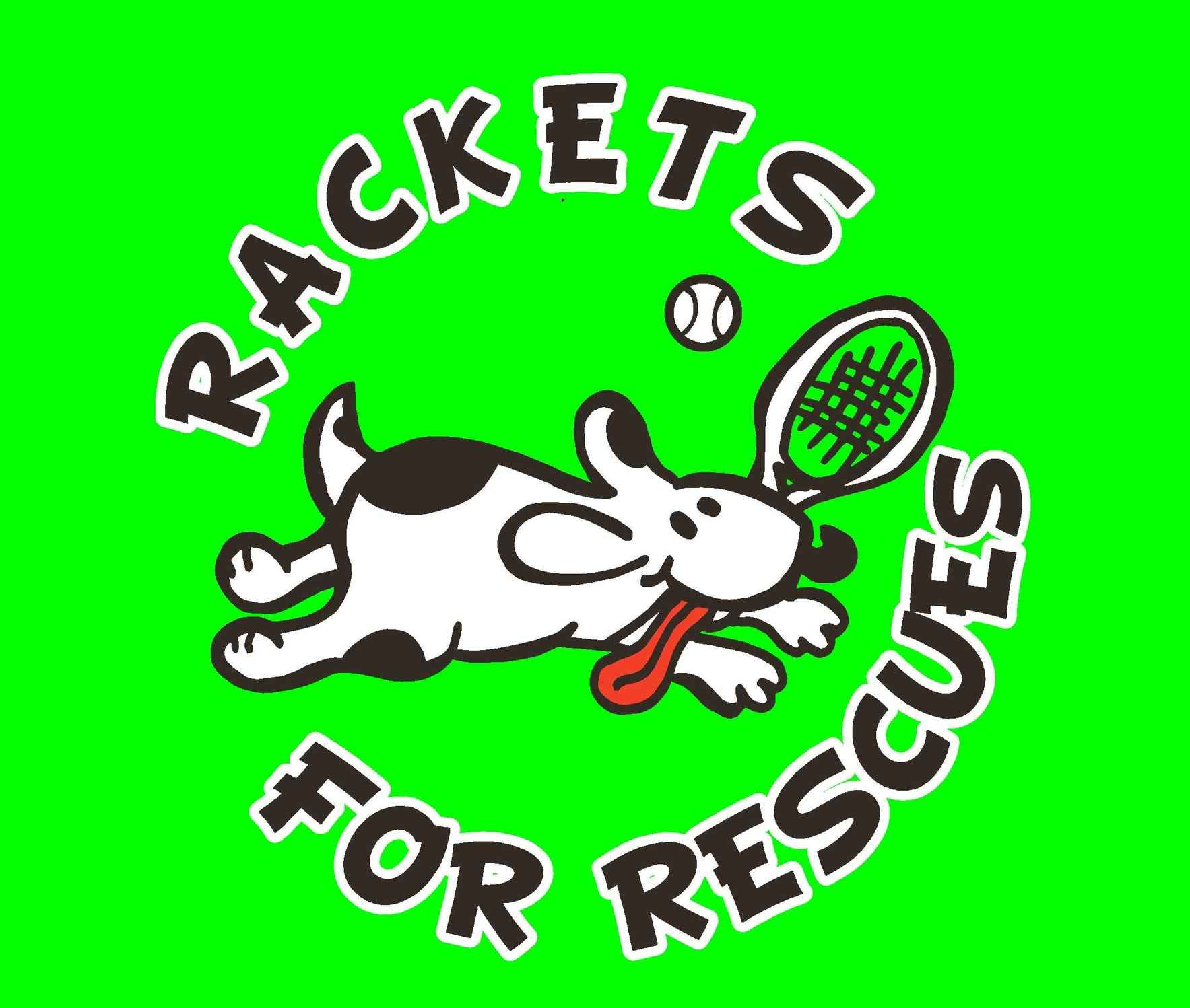 Rackets For Rescues image