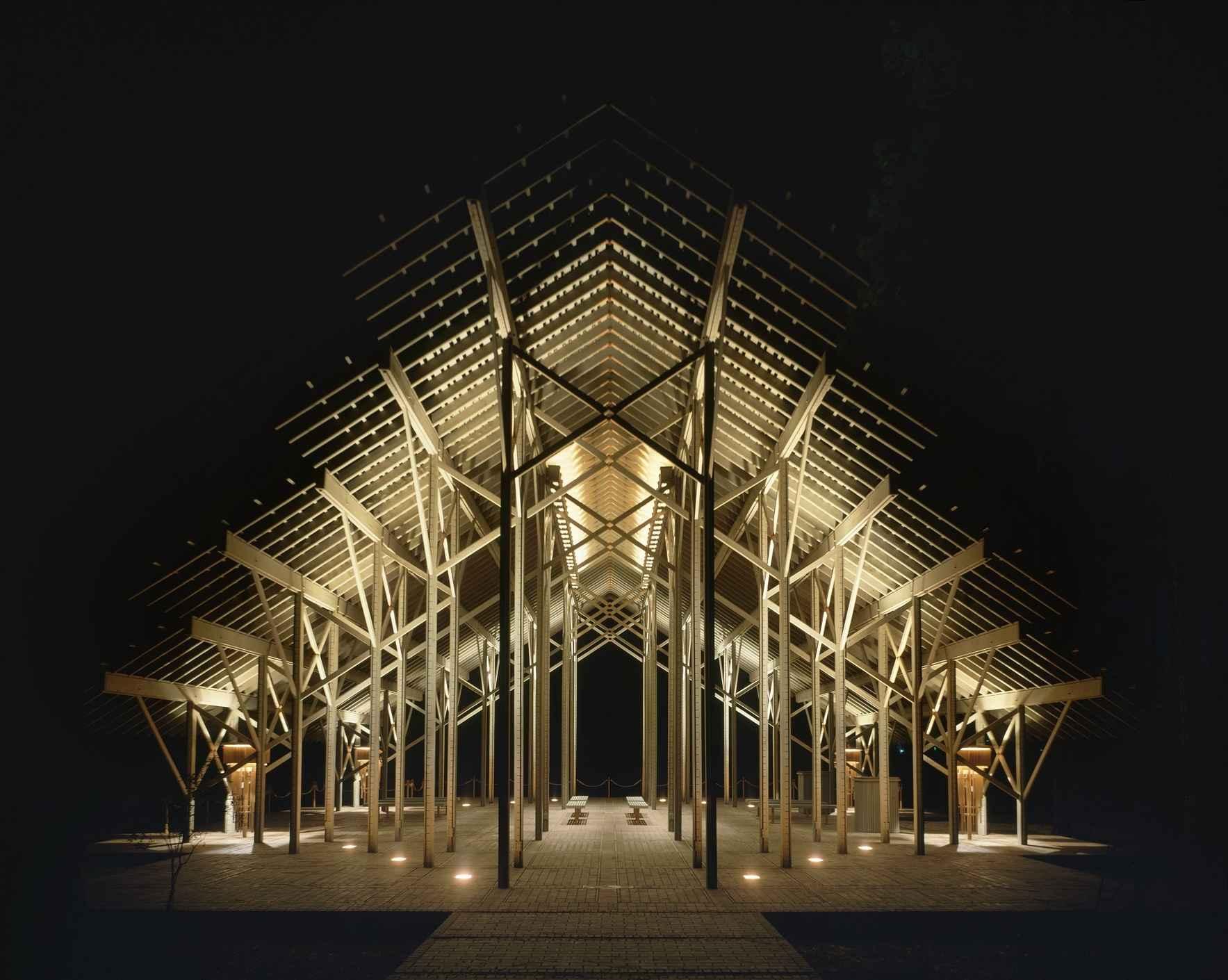 The Unbuilt Crosby Arboretum image