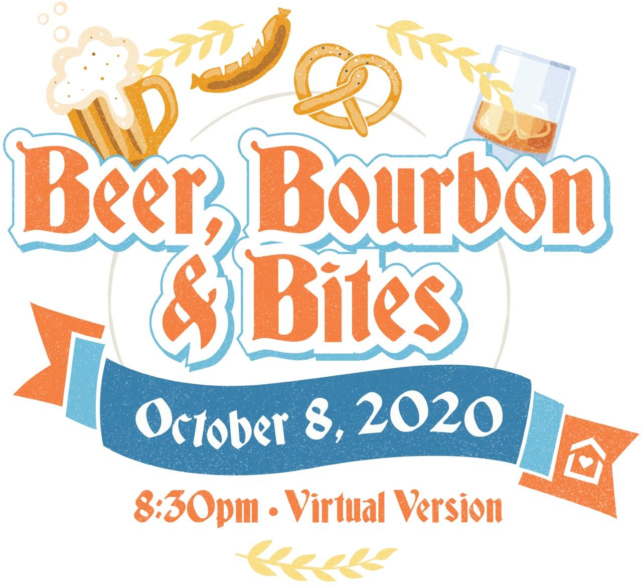 Beer, Bourbon, & Bites Virtual Version image