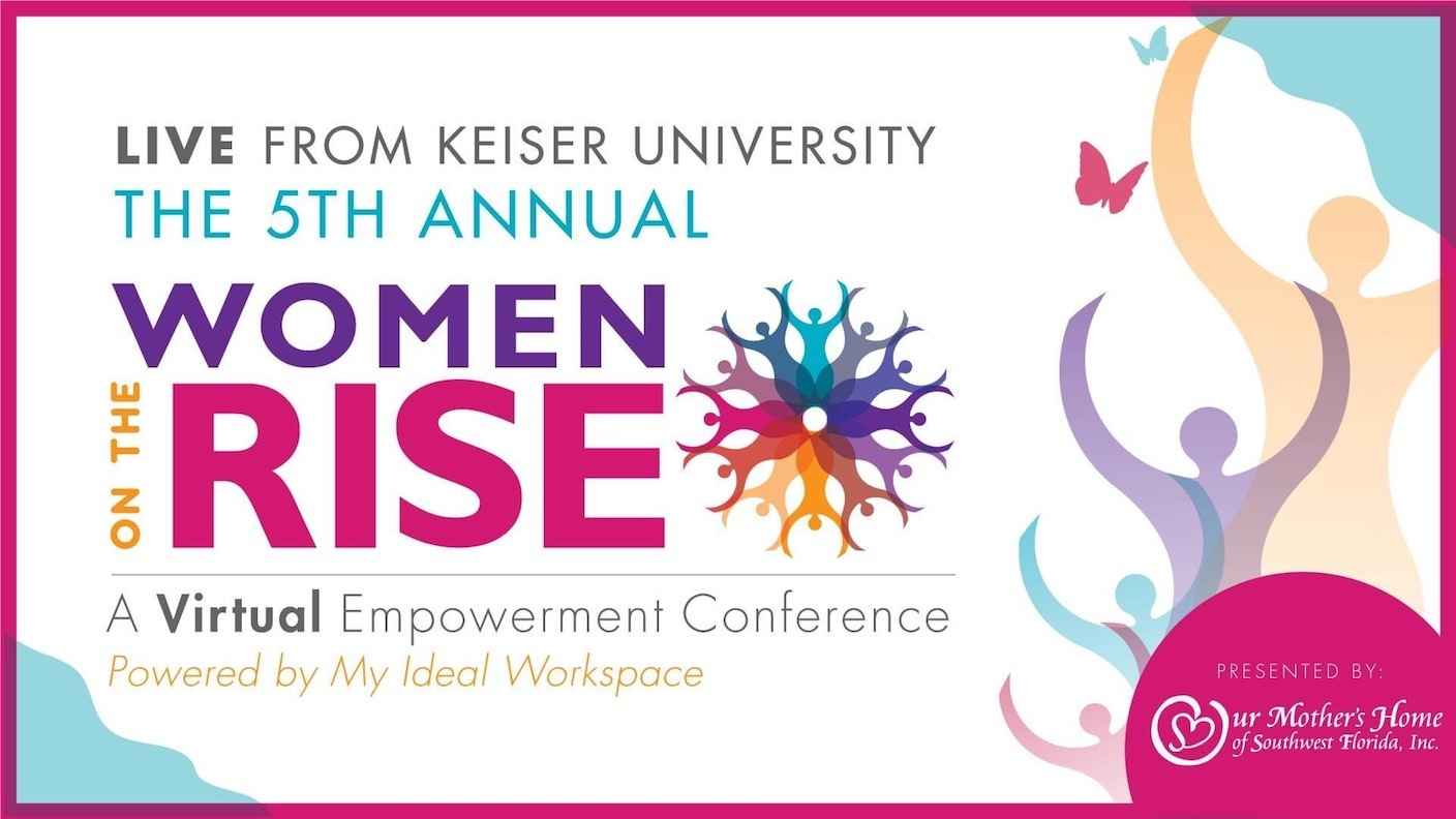Women on the Rise Virtual Empowerment Conference image