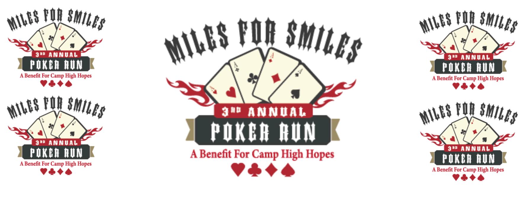 Miles for Smiles Poker Run image