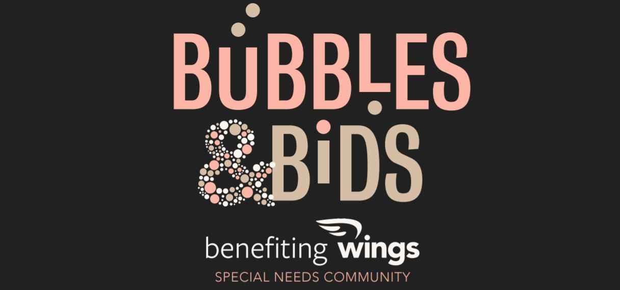 Wings 2021 Gala: Bubbles & Bids image