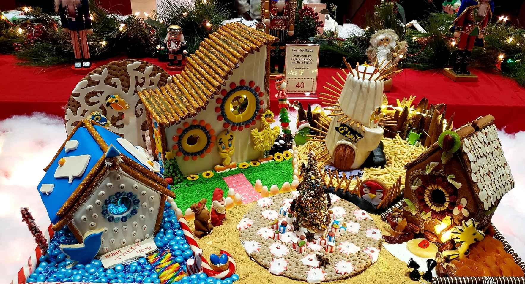 Gingerbread Extravaganza 2020 image