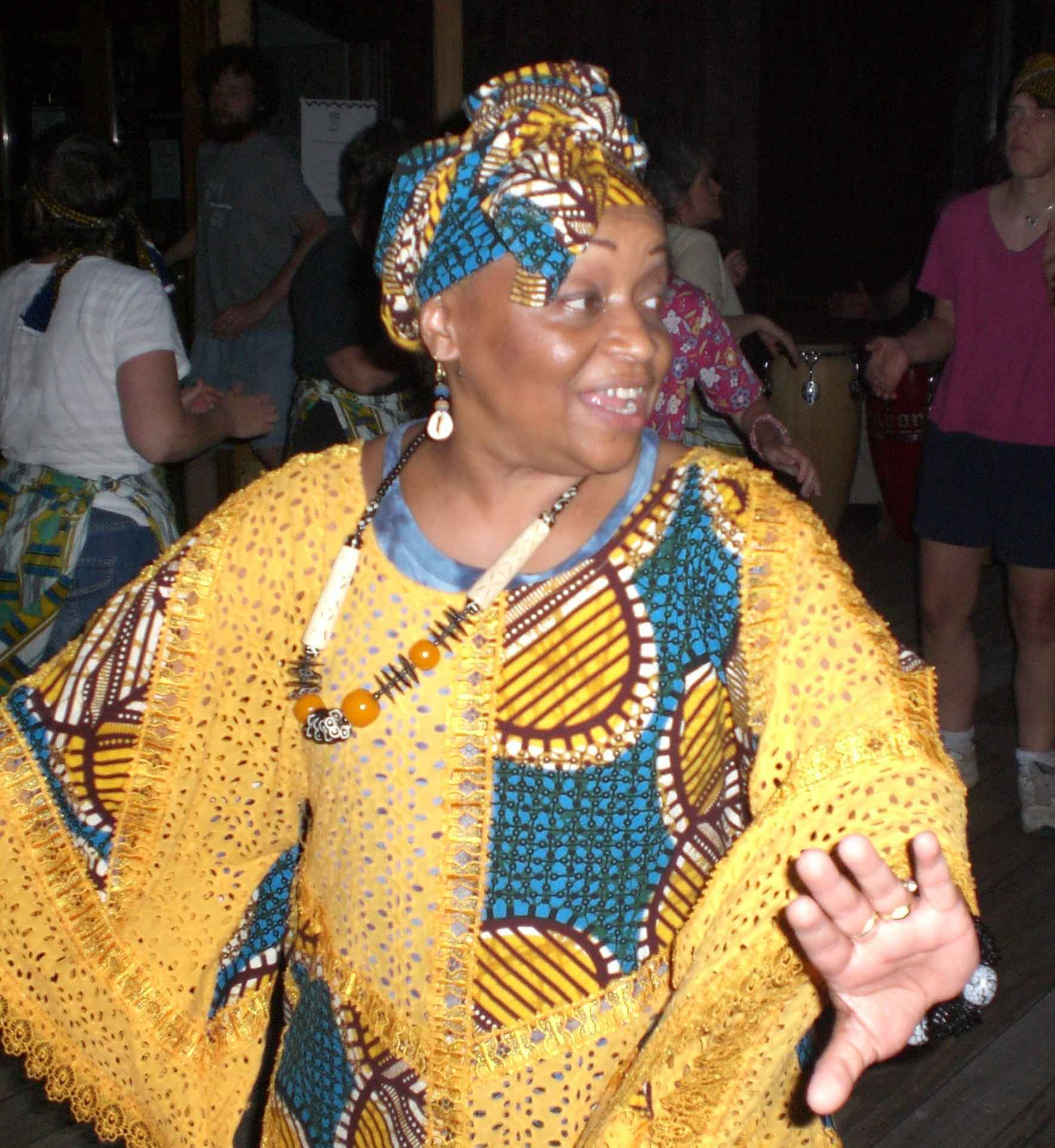 Education: Children/Family Arts Kaleidoscope: African American Dance with Elena Mosley image
