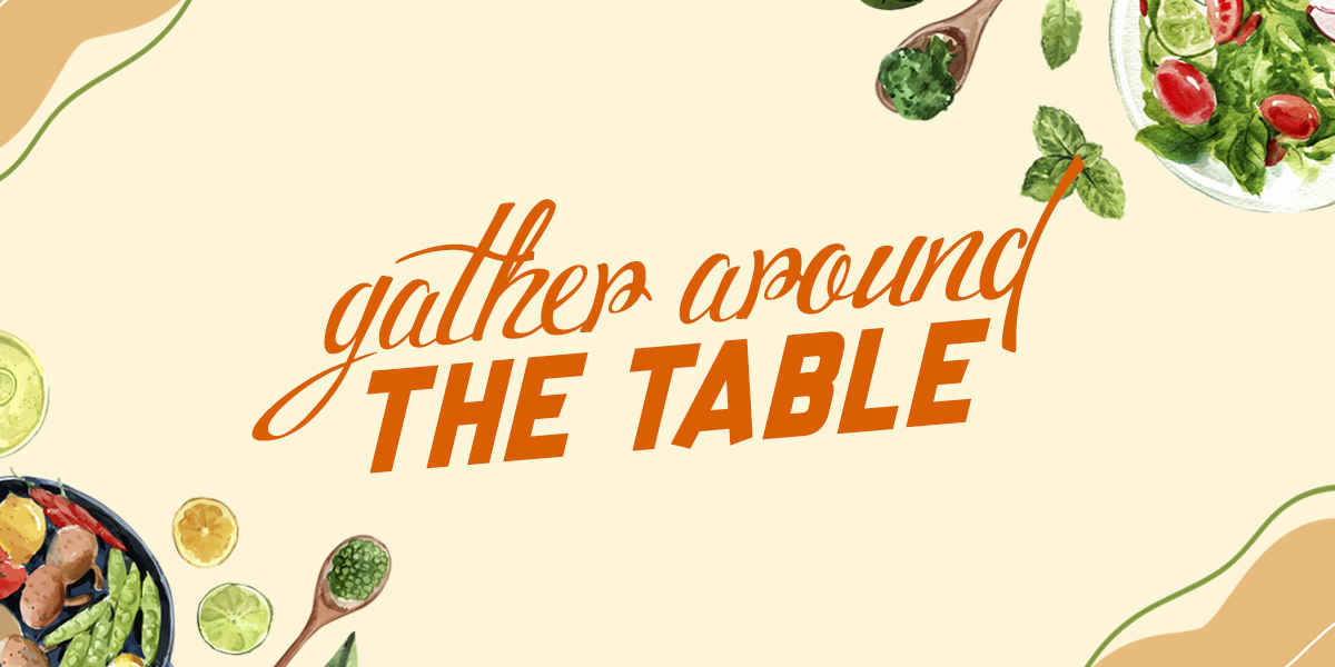 Gather Around the Table image