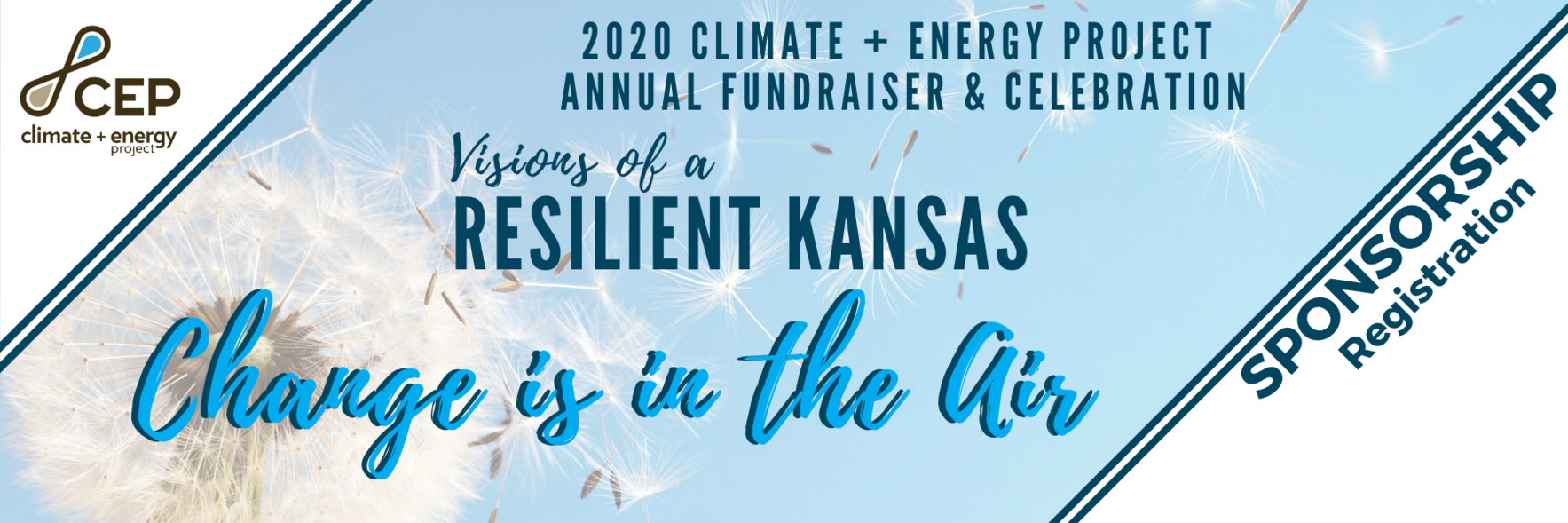 2020  CEP Annual Fundraiser Sponsorship Opportunities image