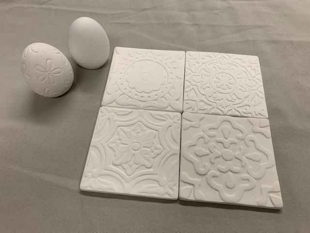 Pottery Paint Kits - $5 image