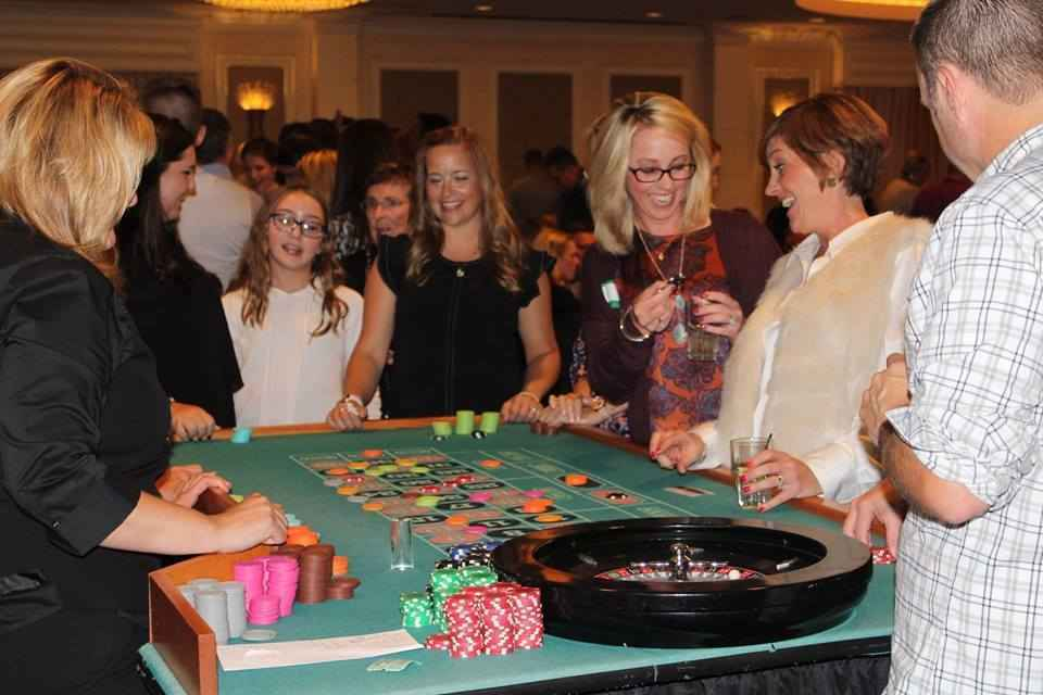 10th Annual (Virtual) Casino Night for CureLGMD2i!   image